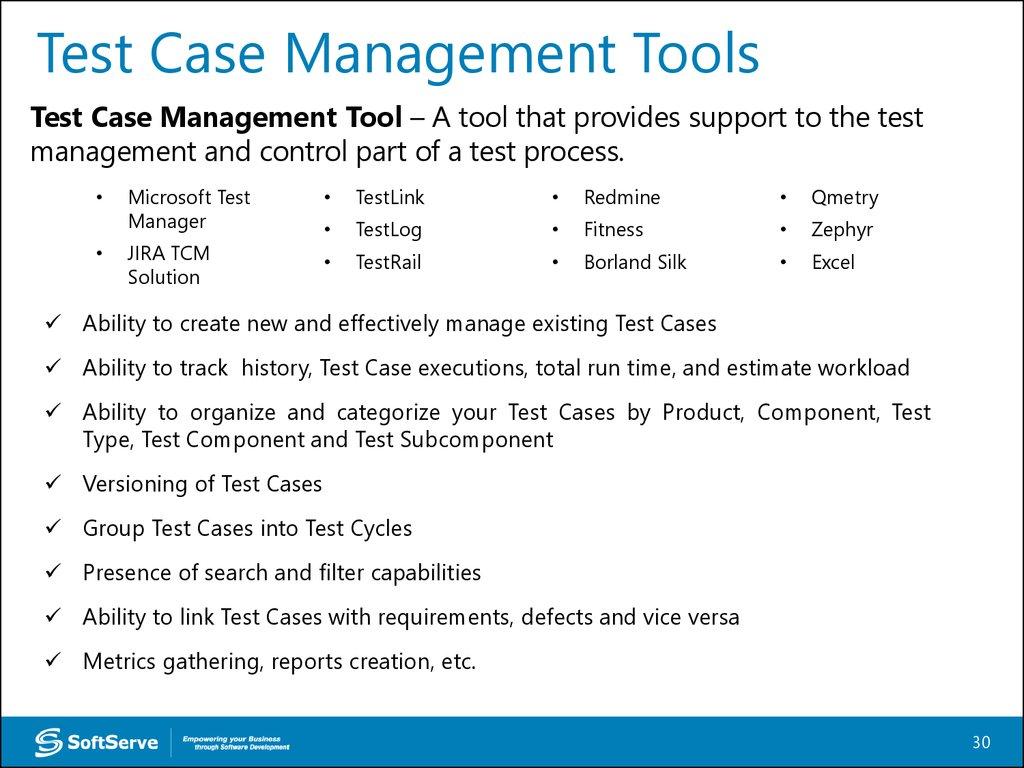 Test Design And Implementation Online Presentation