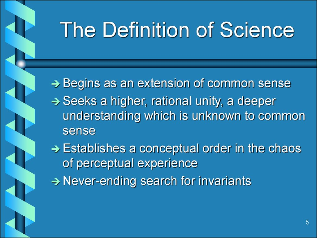 science definition inertia scientific slide ppt
