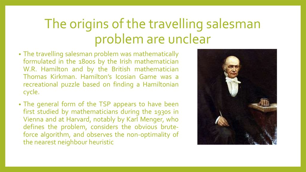 online traveling salesman problem solver
