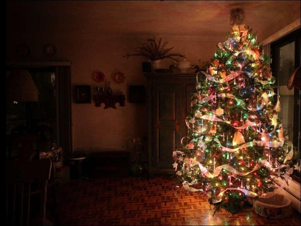 Блюда для нового года и рождества в