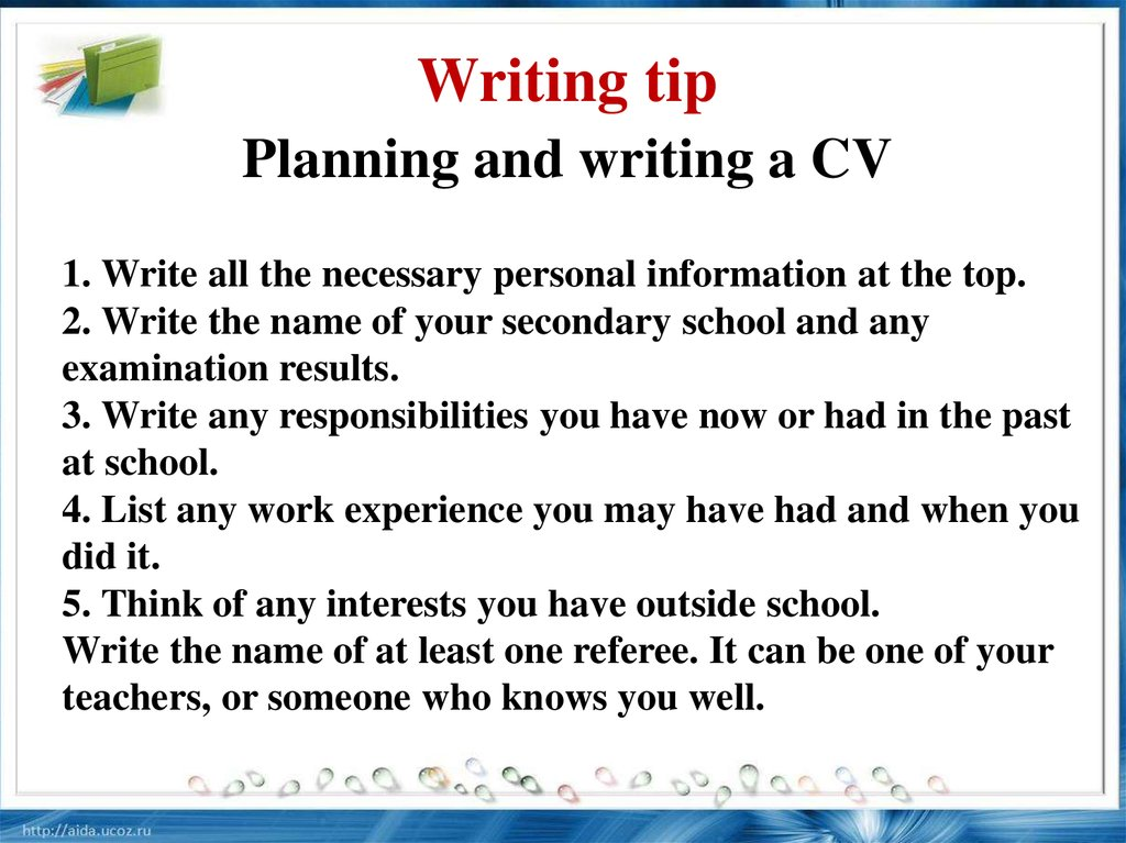 Professional cv writing service kent