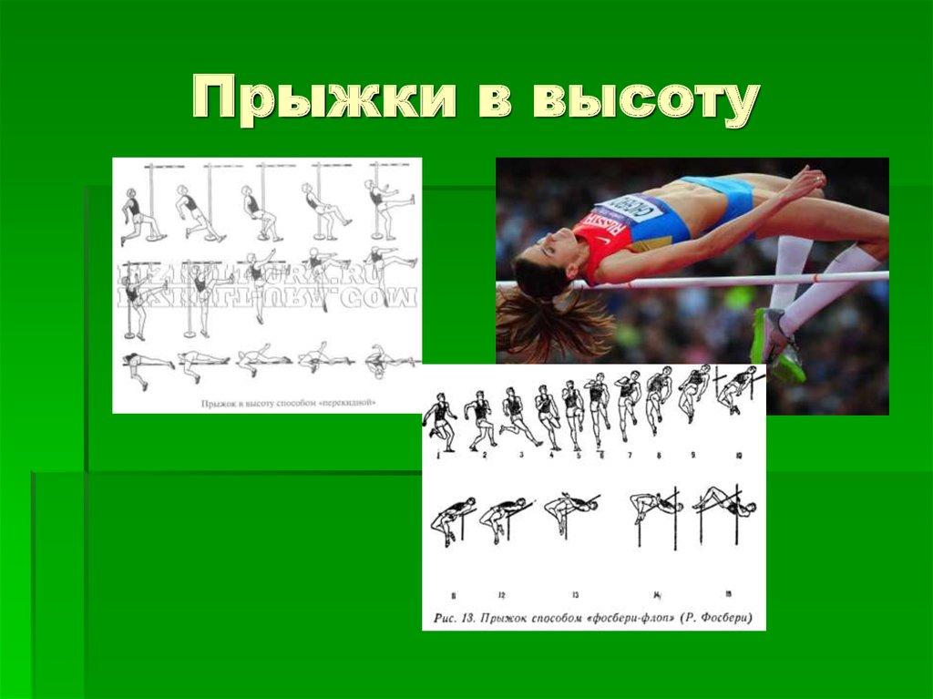Реферат по легкой атлетике прыжки в длину 4282