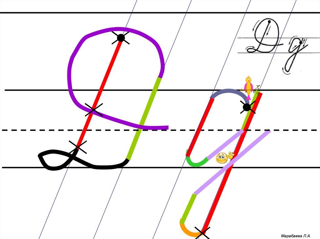 урок письма илюхина знакомство с основным алгоритмом письма