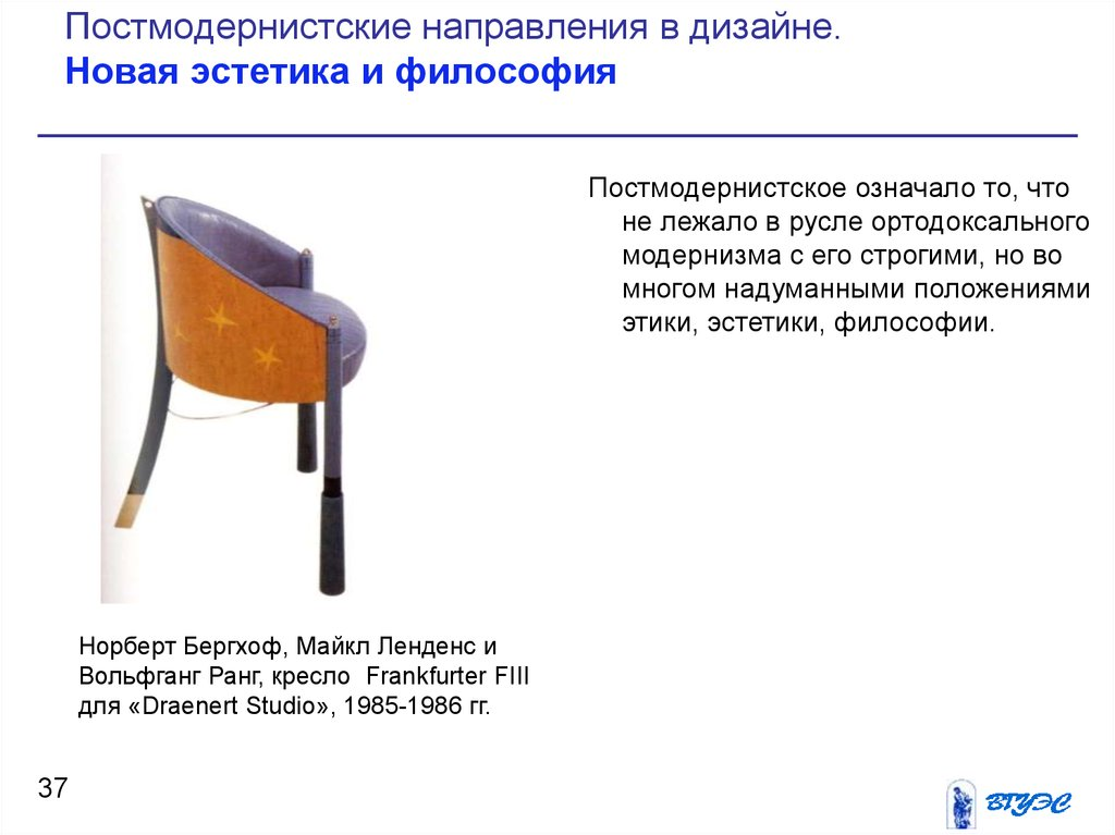 Дизайн профиль дизайн среды