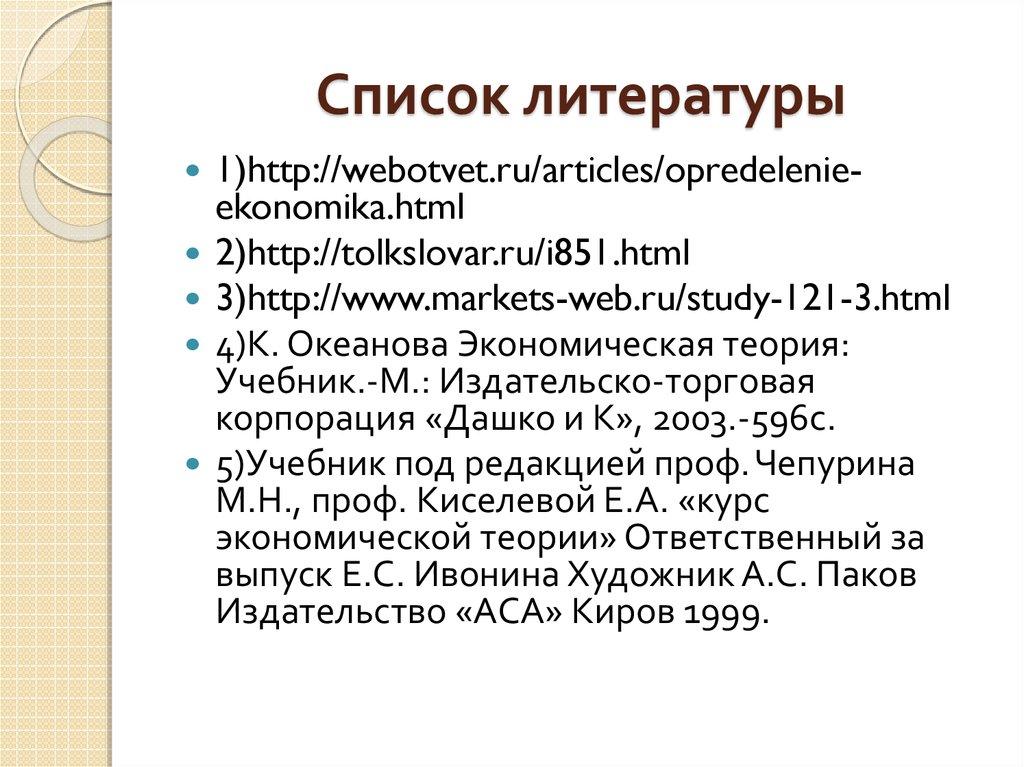 Список Литературы По Опционам