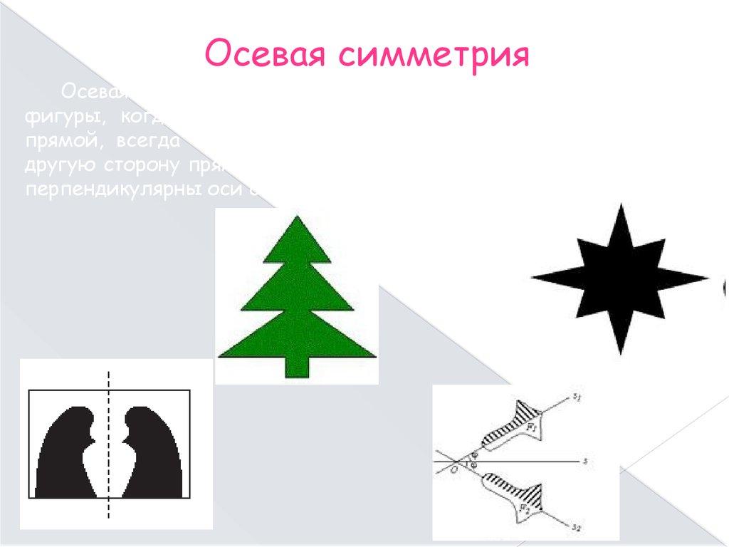 презентации на тему симметрия относительно прямой