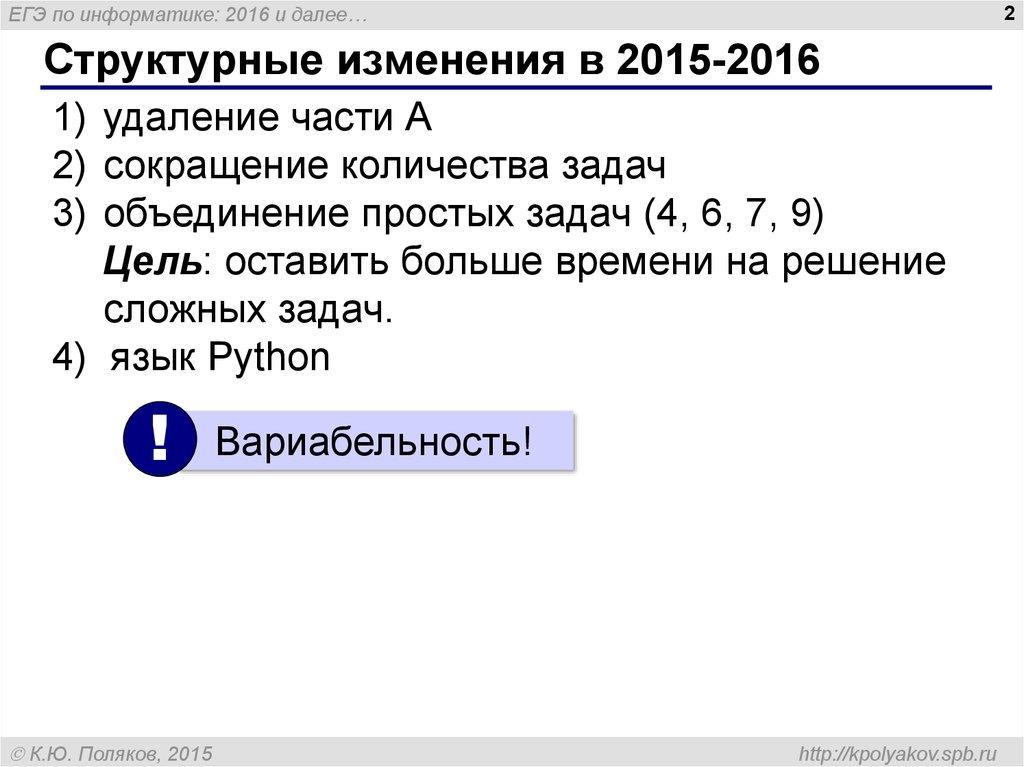 Изменения в егэ по русскому 2017 последние новости - 71a2