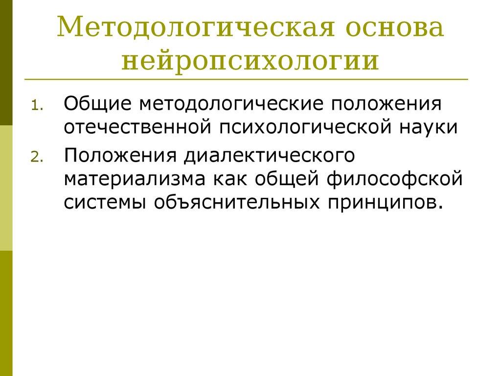 Бизюк А.П. Основы Нейропсихологии