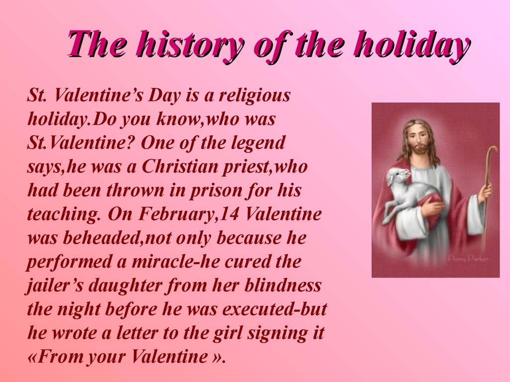 Saint Valentines day – Valentine Cards History