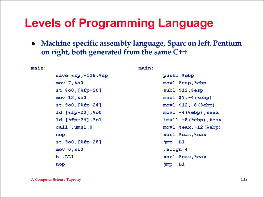 Why Learn Assembly Language?