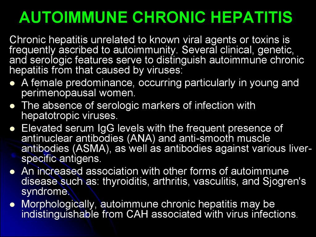Slide on Immune System Disorders