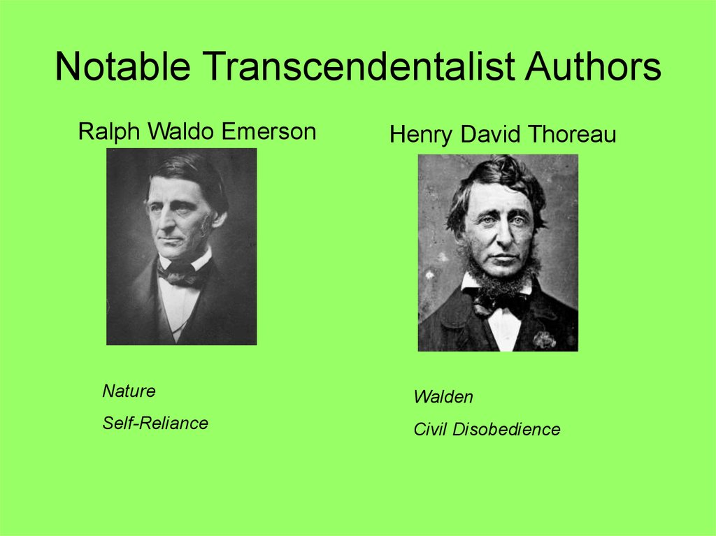 thoreaus walden emerson and into the Thoreau, emerson, and transcendentalism buy thoreau refers to talk of piping water from walden into town and to the fact that the railroad and woodcutters.