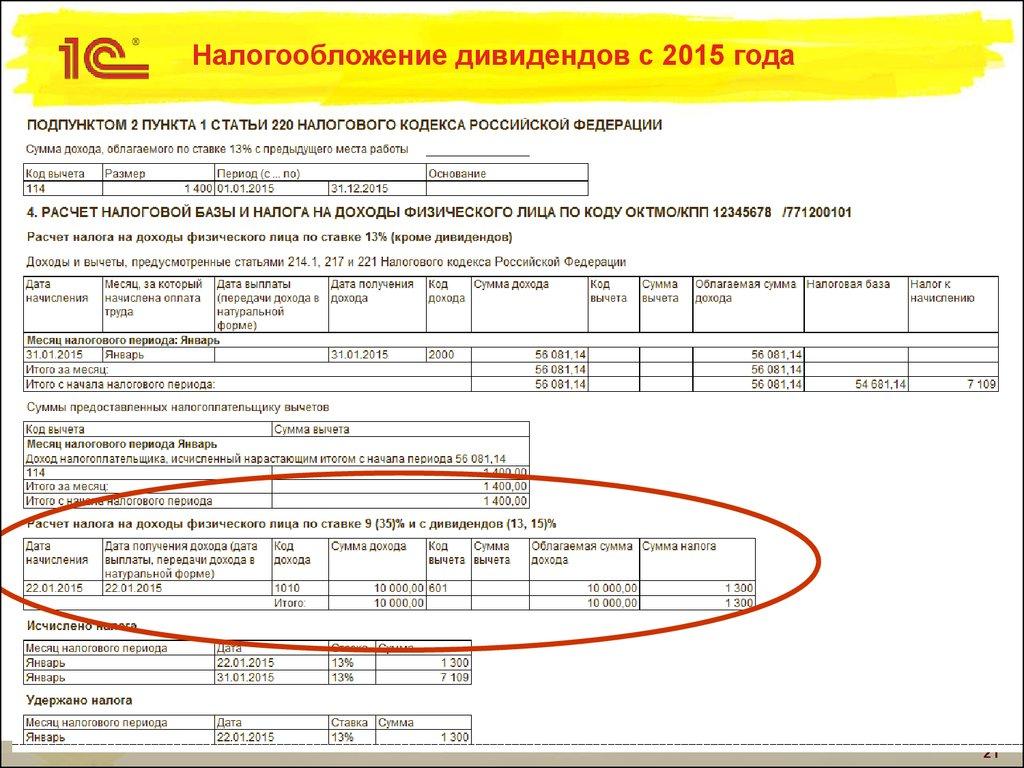 Изменения в 2-ндфл налогоплательщик юл последняя версия ндфл-2