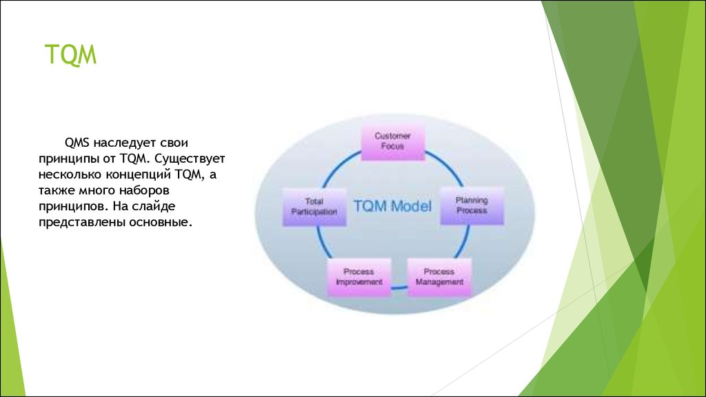 Принципы tqm