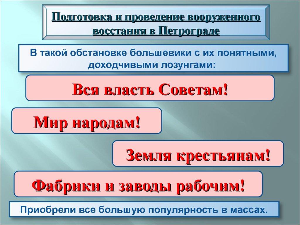 презентация временное правительство