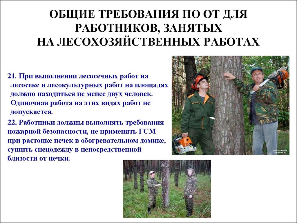 Должностная инструкция чокеровщика леса