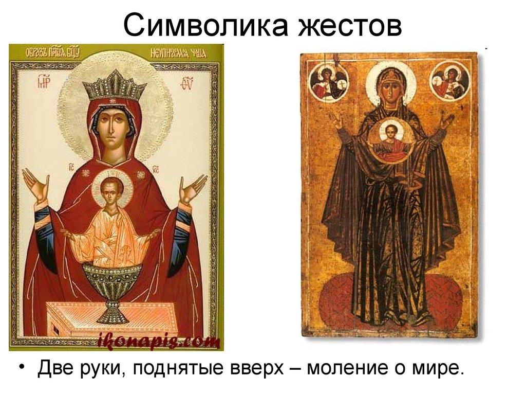 Перспектива и символика иконы ...: ppt-online.org/43226