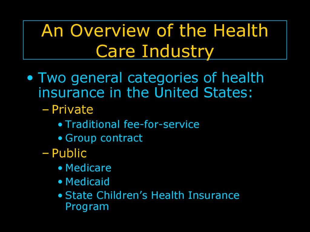 Chapter 9 Understanding Health Insurance   Health ...