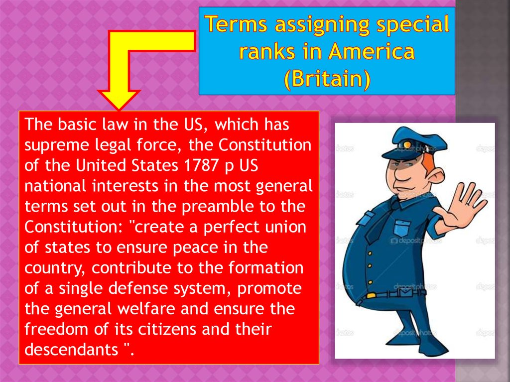the evolution of the police and the american police system While the union had dissolved, austria built on the system that they had  on the  north american continent, cooperation in police matters was.