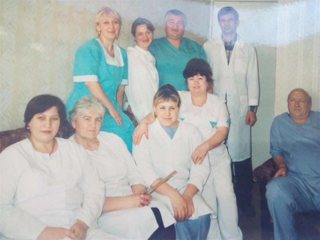 Врачи больницы 10 тула