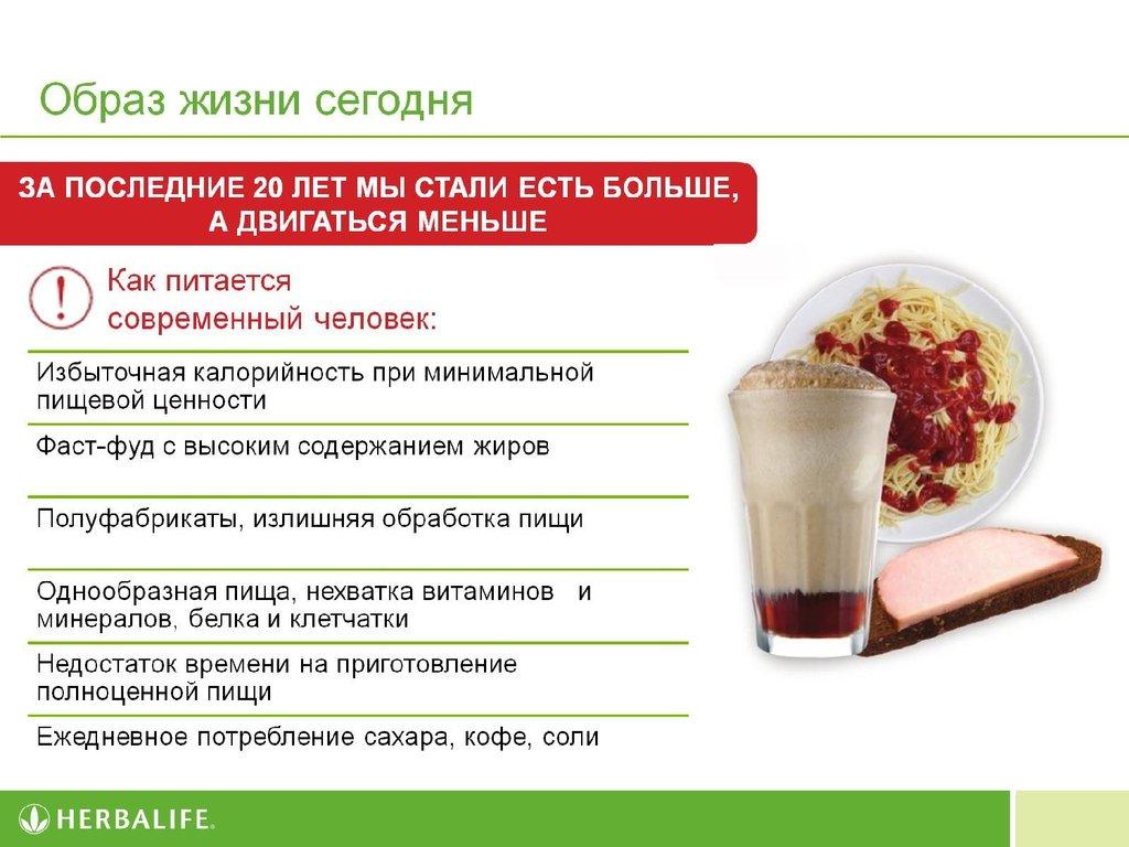 продукты гербалайф для похудения прайс