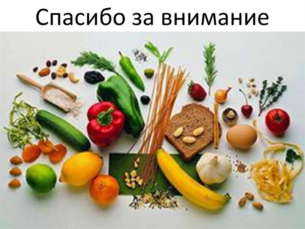 принцип здорового питания для похудения