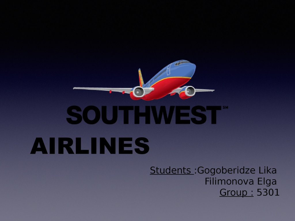 Southwest Airlines Reviews and Flights