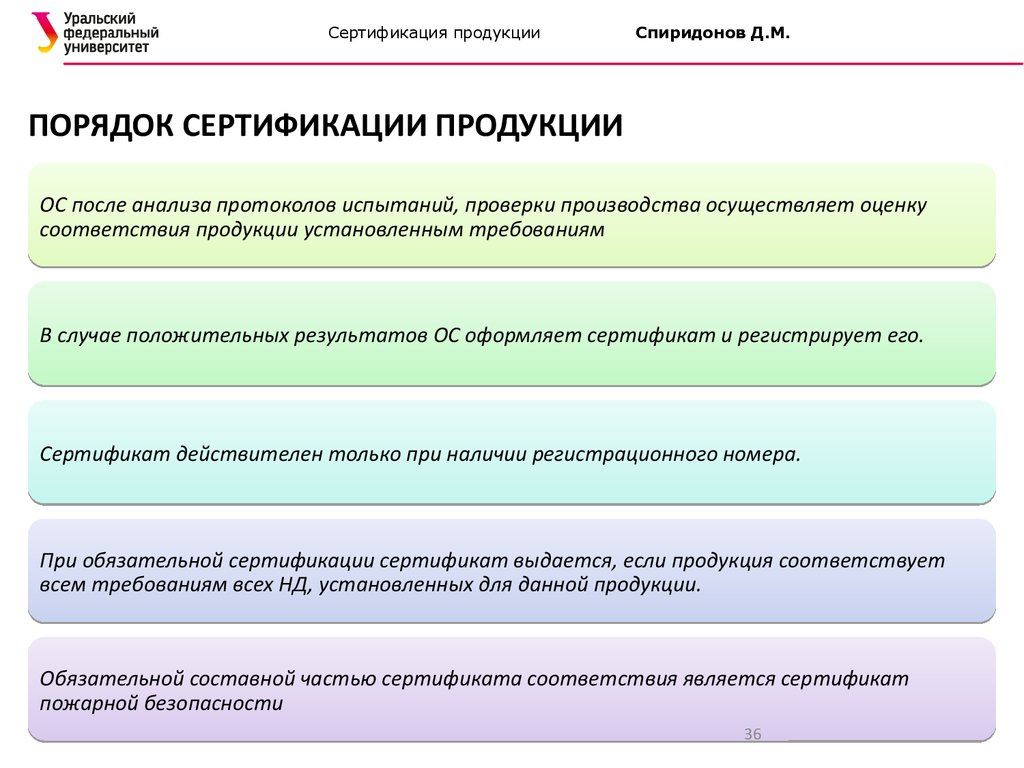 схема 9 сертификации