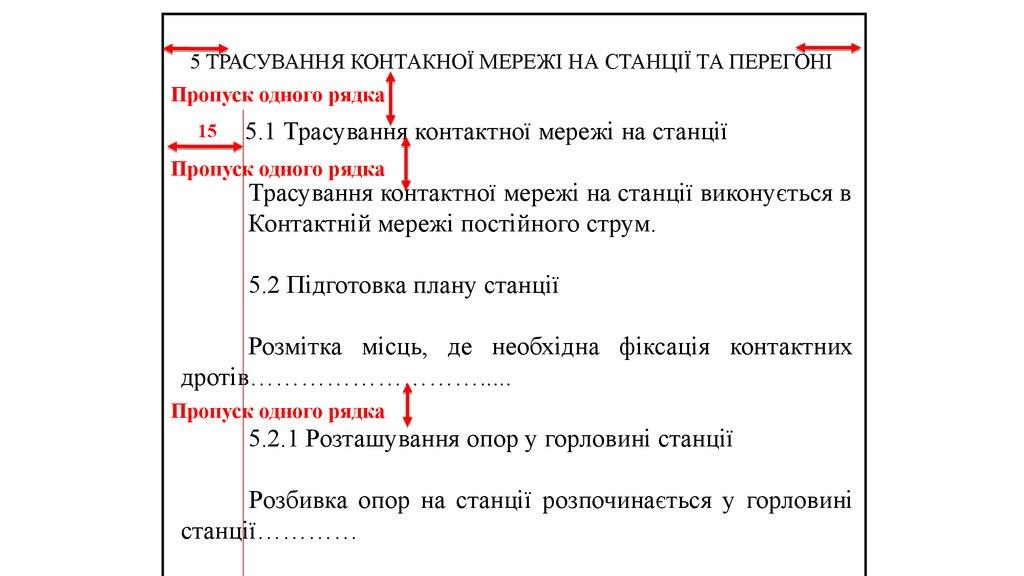 правила оформлення титульної сторінки реферату