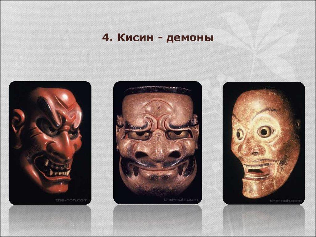 История маски в театре