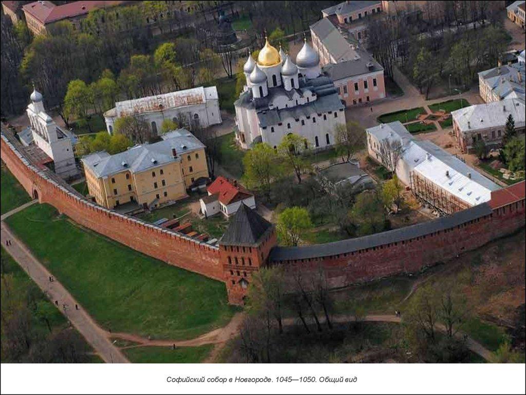 план схема киевского собора св софии