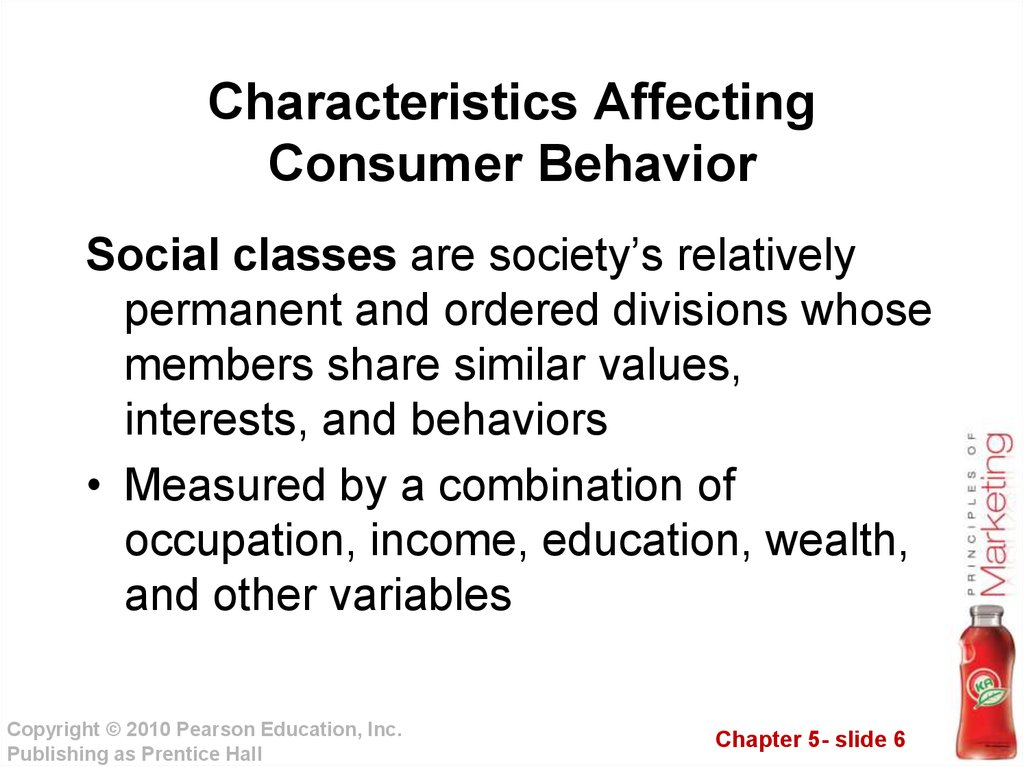 the affect of social class on How does one determine social class often social class is thought of in terms of money and/or wealth for example.