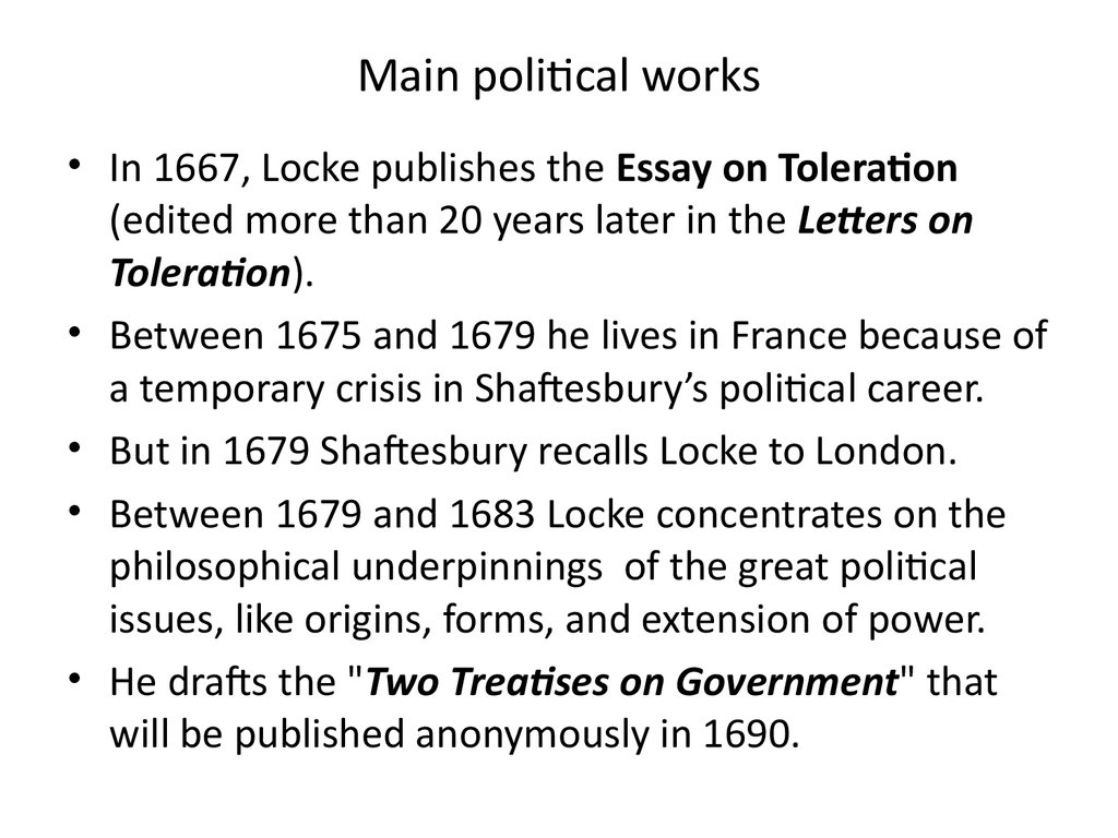 lord shaftesbury essay Lord shaftesbury (1671-1713) critical introduction by e k chambers vol iii seventeenth century henry craik, ed 1916 english prose.