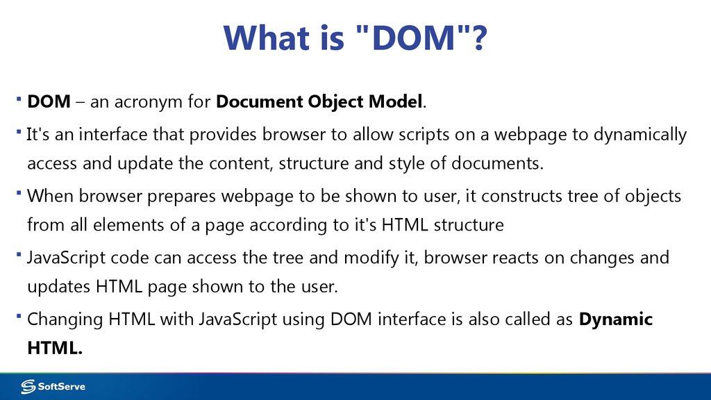 module 7  accessing dom with javascript