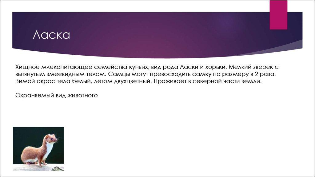 Красная книга Нижегородской области животные и растения