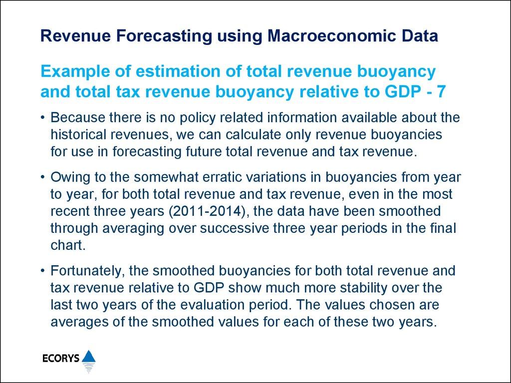 revenue forecasting software free edition 2018 gmdh
