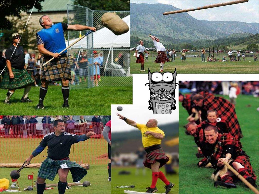 Scotland Traditions презентация онлайн