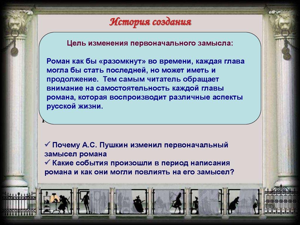 конспект 9 статьи в г белинского евгений онегин