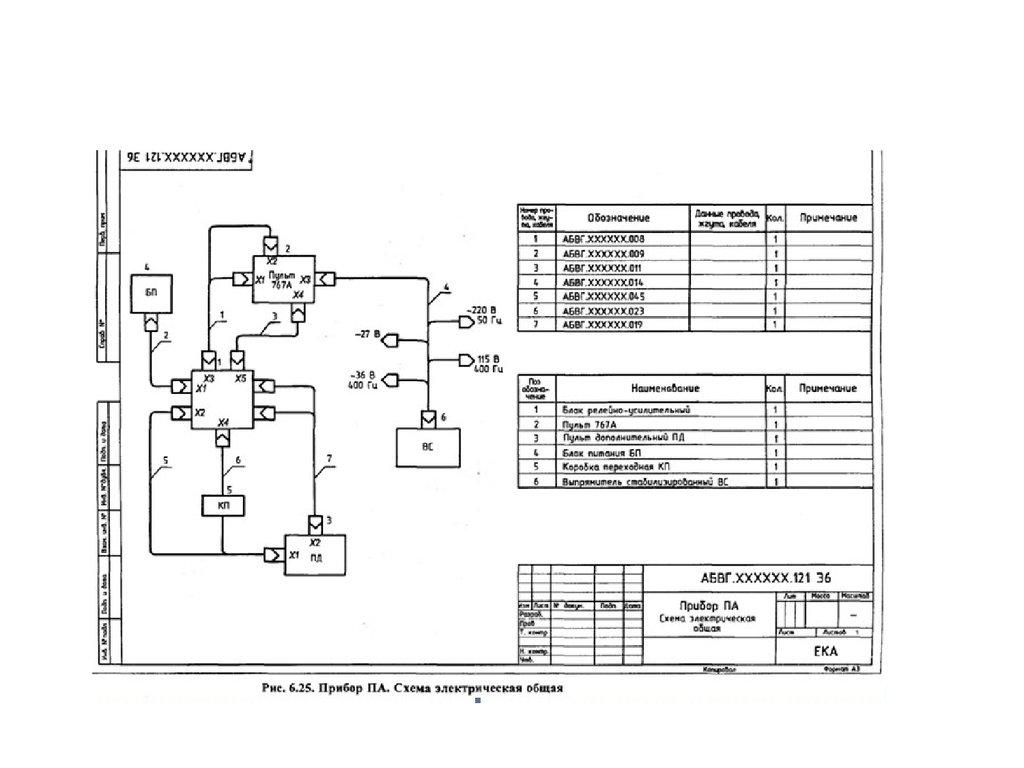 Т образная схема трансформаторов