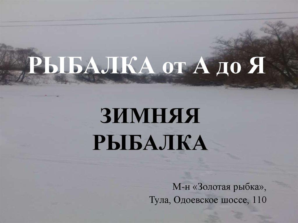 магазин рыбалка от а до я красноярск
