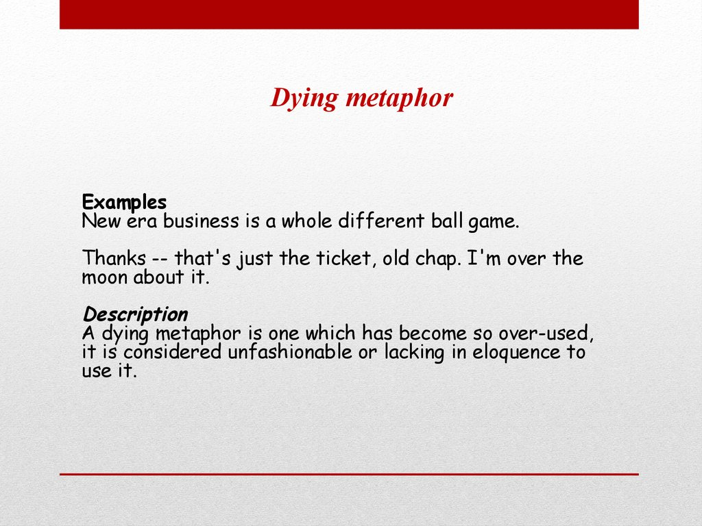 Metaphor Examples In Poetry Eng12cafe Quarter 3 Day 1 Mtm