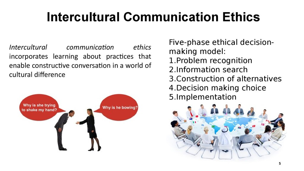 Cross-cultural conflicts: definition, types, ways of dealing with ...
