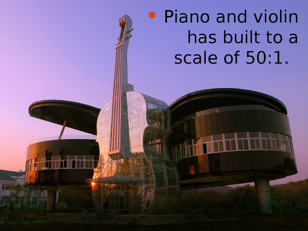 Piano And Violin House презентация онлайн