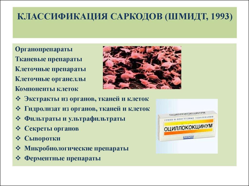 гомеопатические средства от паразитов