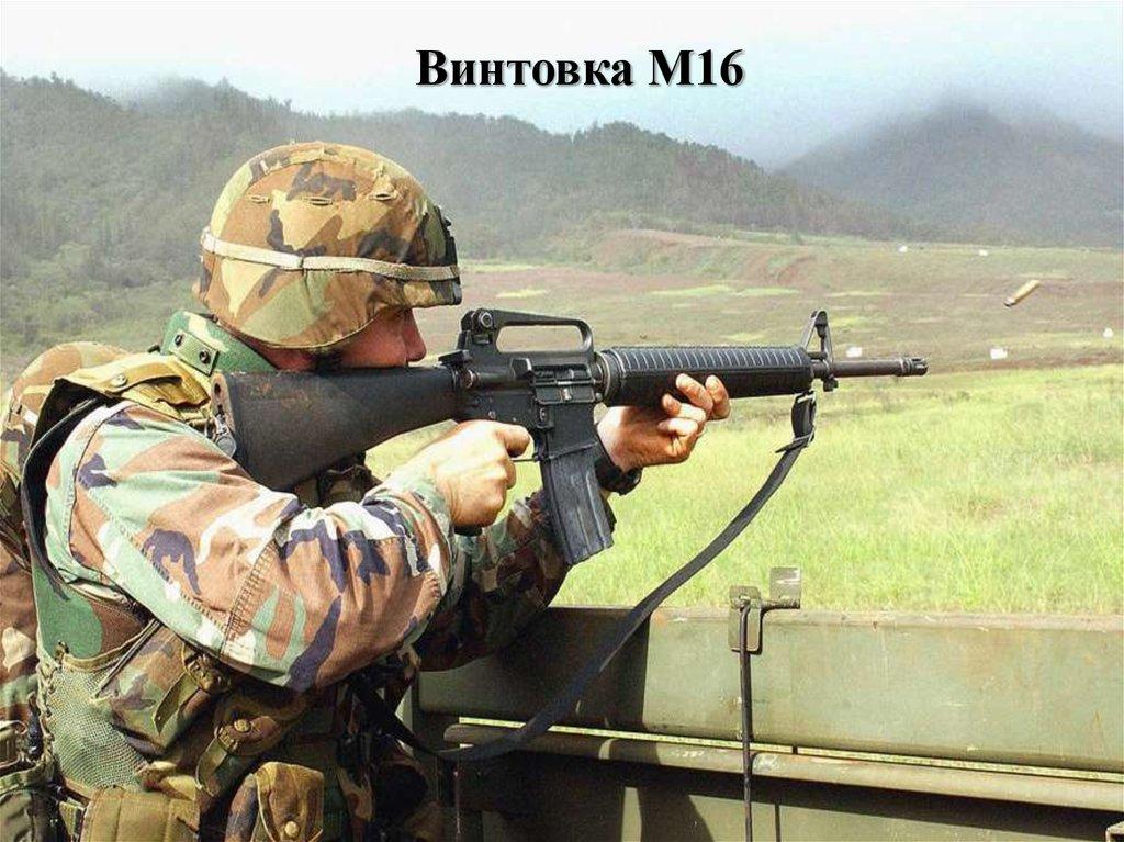 Вооружение иностранных армий