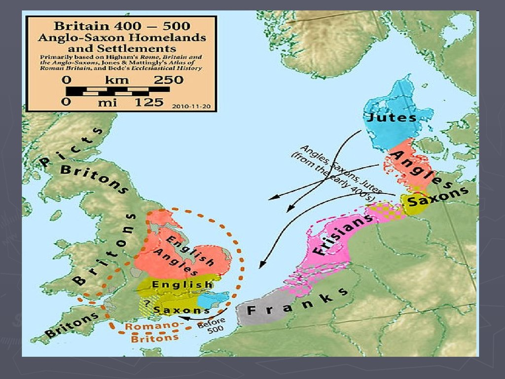 old english period The early old english period (450-800) words in modern english that come from old norse include window and they, them, their and also forms like egg.