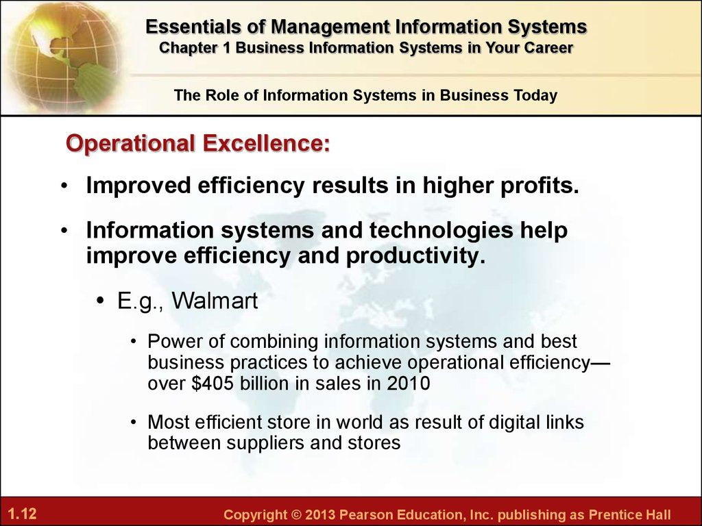 why are information systems so essential for running and managing a business today How are information systems transforming business and what is their relationship to globalization why are information systems so essential for running and.