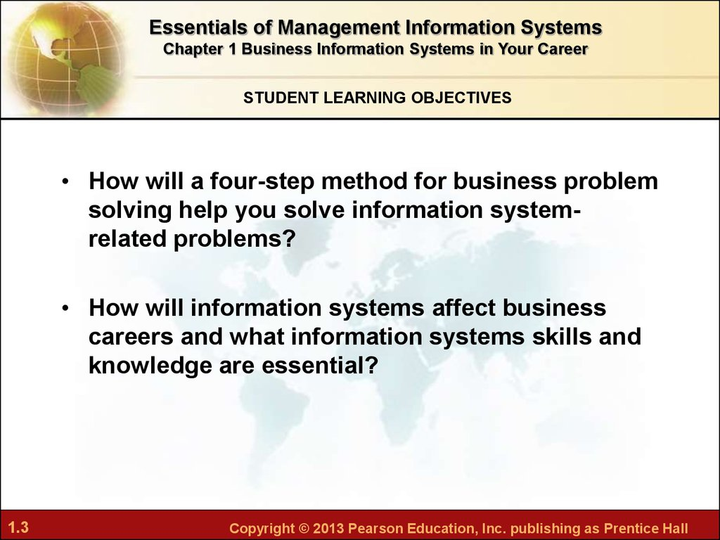 business information systems chapter 8 Fundamentals of information systems, fifth edition chapter 1  basic types of business information systems and discuss who uses them, how they are  fundamentals .