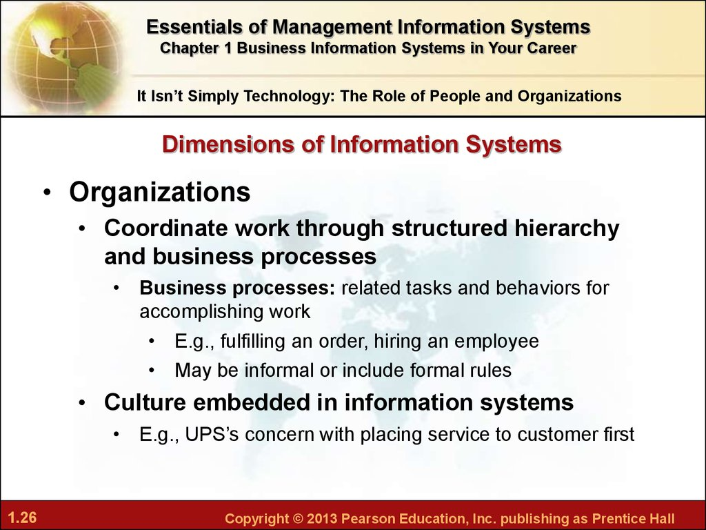 ups global operations with the diad iv Information systems in business today information systems in global business today video cases case 1: ups global operations with the diad iv.