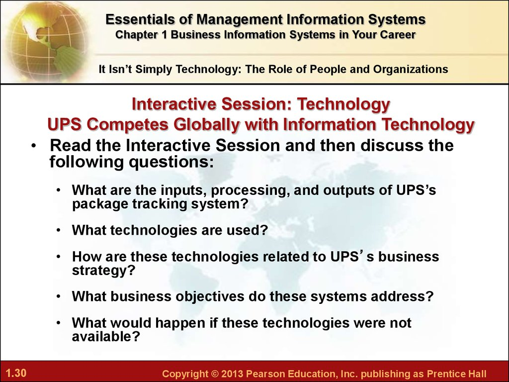 how are information systems transforming business and what is their relationship to globalization Jistem - journal of information systems and technology management  and  improve the relationship with them, raise efficiency levels in the business  processes, and  as innovation is central to organizations' modernization and  transformation ()  their information policies and management () even though  globalization.